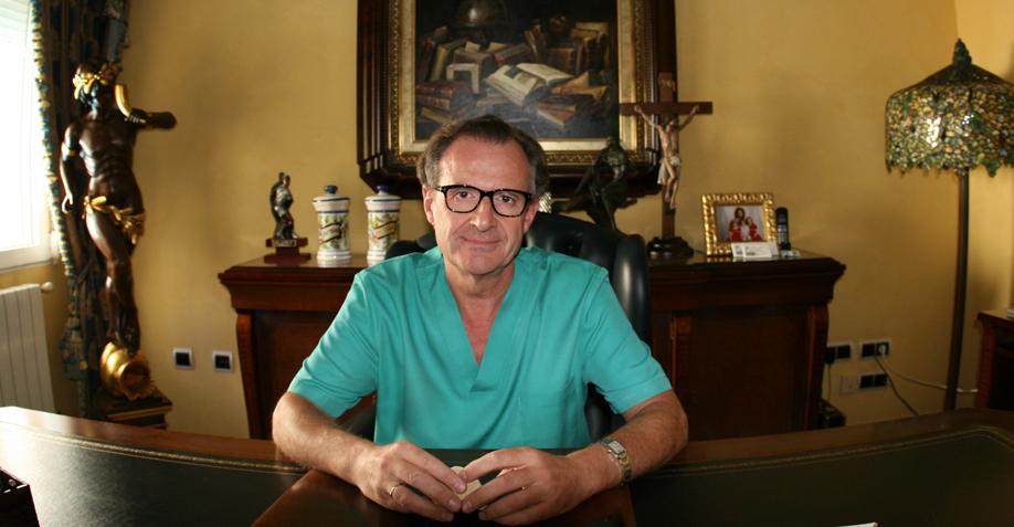 El dentista de la nariz - Dr. Emilio López JIménez